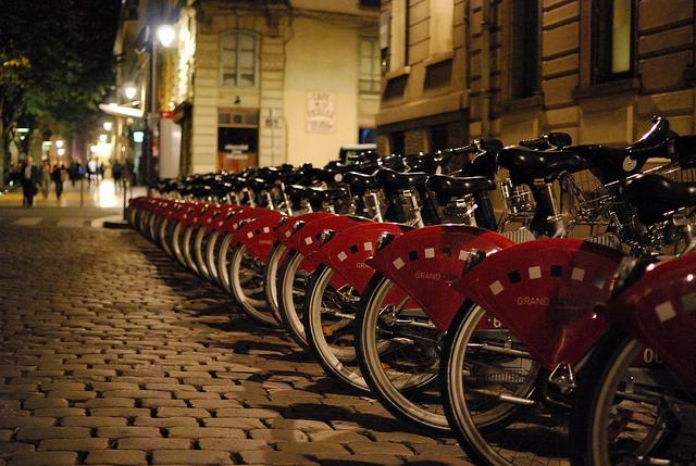 Bikesharing Salzburg