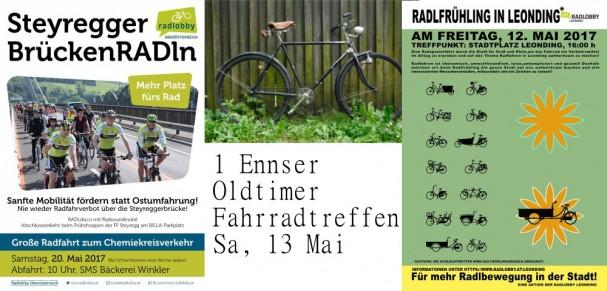 Radlobby OÖ Gemeindegruppen Events