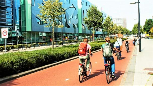 Radschnellweg Nijmegen