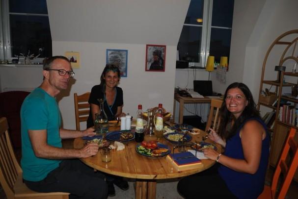Cristina zu Gast in Linz