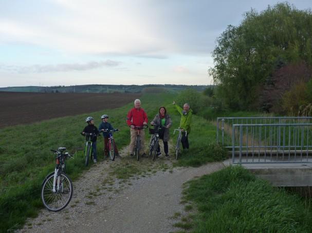 Radweg Münichsthal