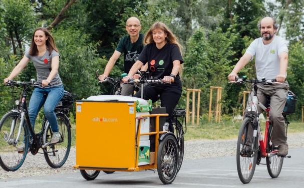Gemeinsam weiter aktiv fürs Radfahren