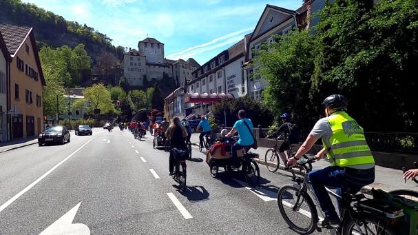 Vom Piz zum Spitz 2021 - Einfahrt_feldkirch
