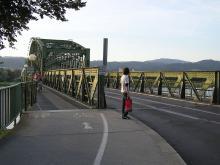 Linzer Eisenbahnbrücke (Foto: NeoUrfahraner)