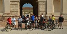 Vor dem Palazzo Te, Mantova
