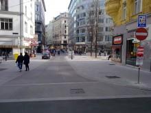 Einbahn Fleischmarkt Rotenturmstraße