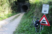 Tunnel nach Motovun