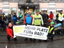 Radsaisoneröffnung 2019 in Linz