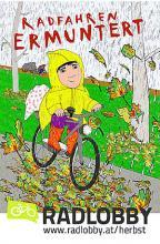 Herbst - Radfahren ermuntert