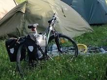 Ein Stück Wiese fürs Zelt