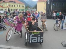 "Start zum ""Group Ride"""