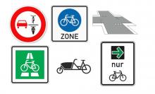 Neue Verkehrszeichen in Deutschland