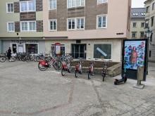 City Bike Linz Station am Alten Markt