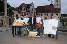 Präsentation in Hartberg: Radln auf Rezept