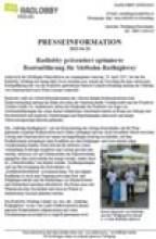 Radlobby-Presseinformation 20150420