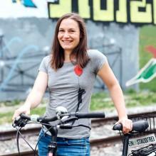 Simone Feigl, Schriftführerin, 2020: Vorstand Radlobby ARGUS Steiermark