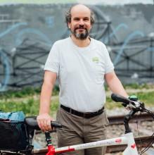 Stephan Landgraf, Kassier, 2020: Vorstand Radlobby ARGUS Steiermark
