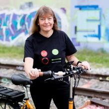Heidi Schmitt, Obfrau, 2020: Vorstand Radlobby ARGUS Steiermark