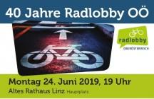 40 Jahre Radlobby OÖ