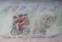 Fahrrad/-anhänger lt StVO