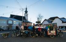 Radsaisoneröffnung Frankenburg