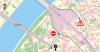 Visualisierung Anbindung VOEST Brücke / Hafenstrasse