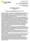 Radlobby-Information 2014-11-18