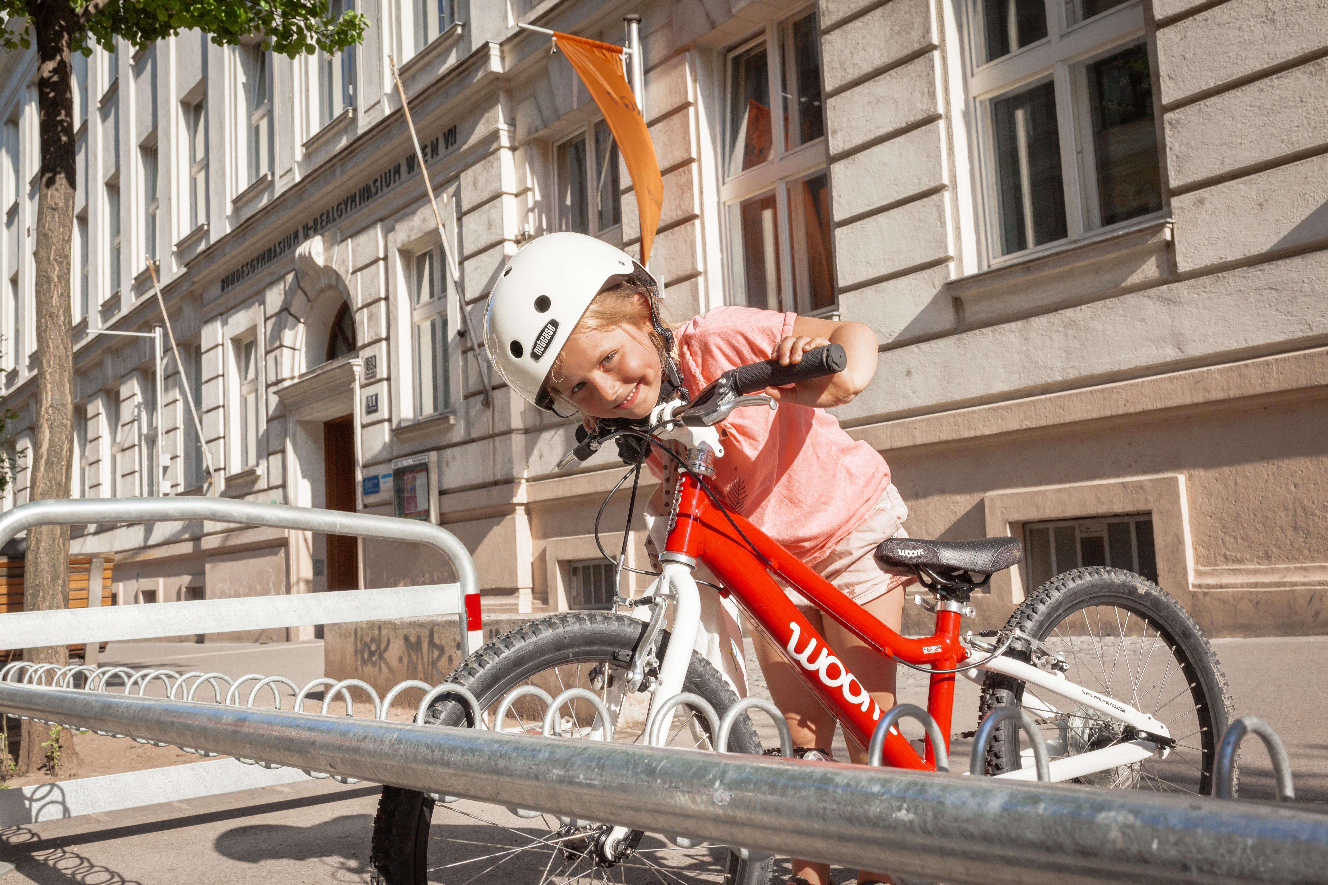 Radparken wird sicherer | Radlobby
