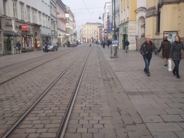 Rumpelpflaster Auf Der Linzer Landstraße Radlobby
